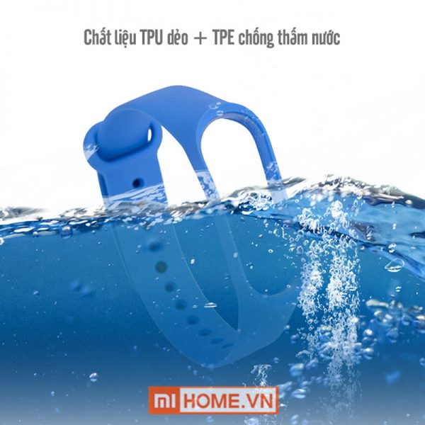 Vong tay thay the Mi Band 4 7