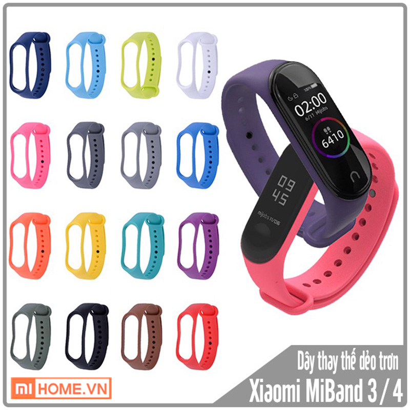 Vong tay thay the Mi Band 5 1