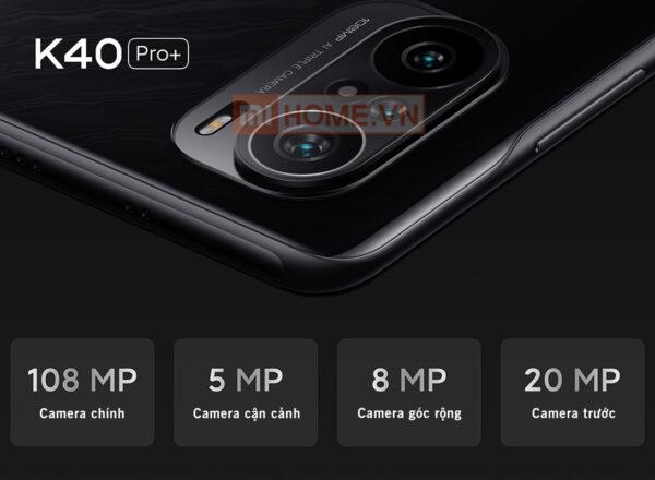 Xiaomi Redmi K40 Pro Plus 12