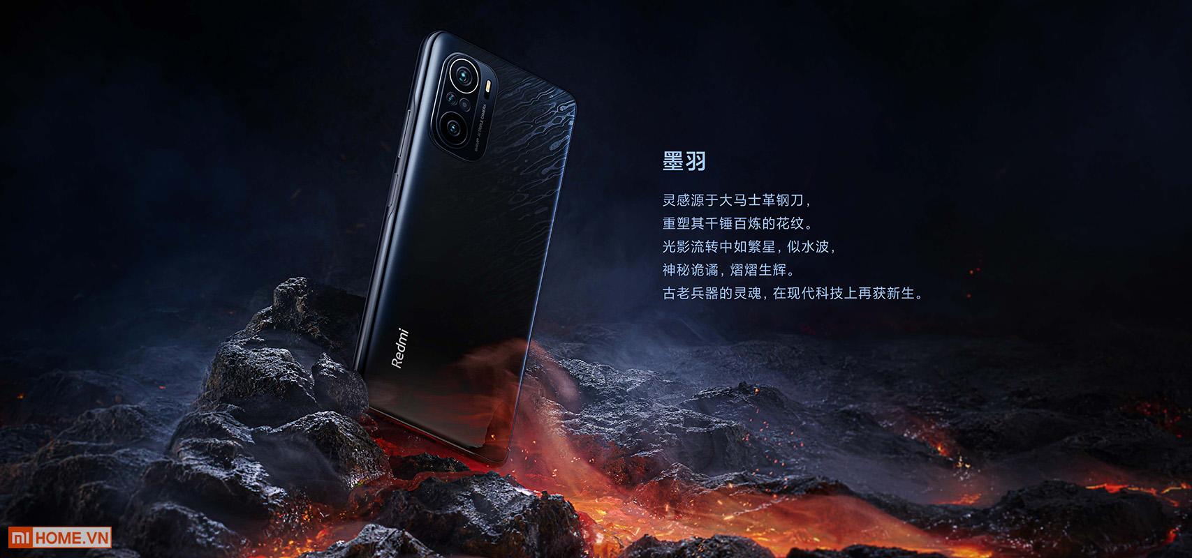Xiaomi Redmi K40 Pro Plus 20
