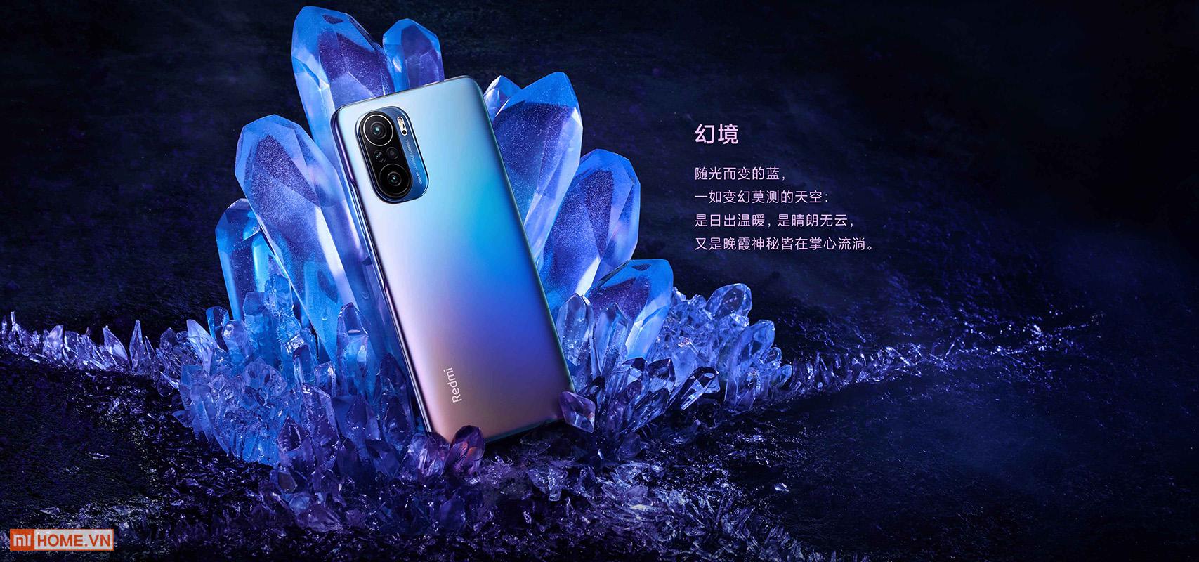 Xiaomi Redmi K40 Pro Plus 21