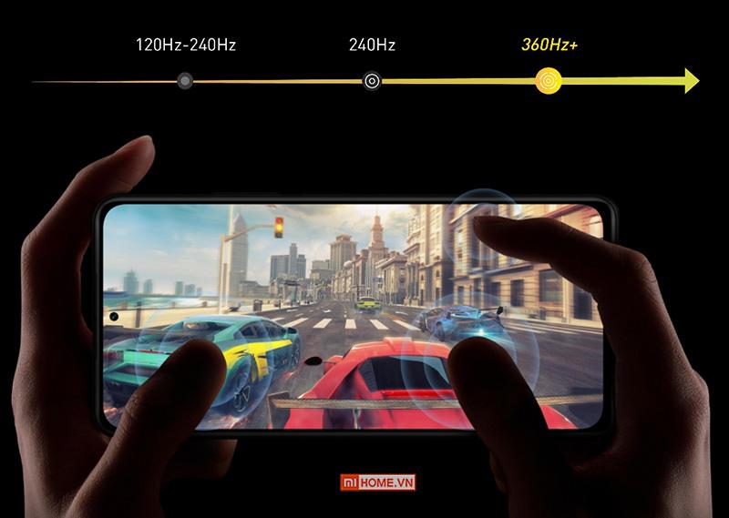 Xiaomi Redmi K40 Pro Plus 5
