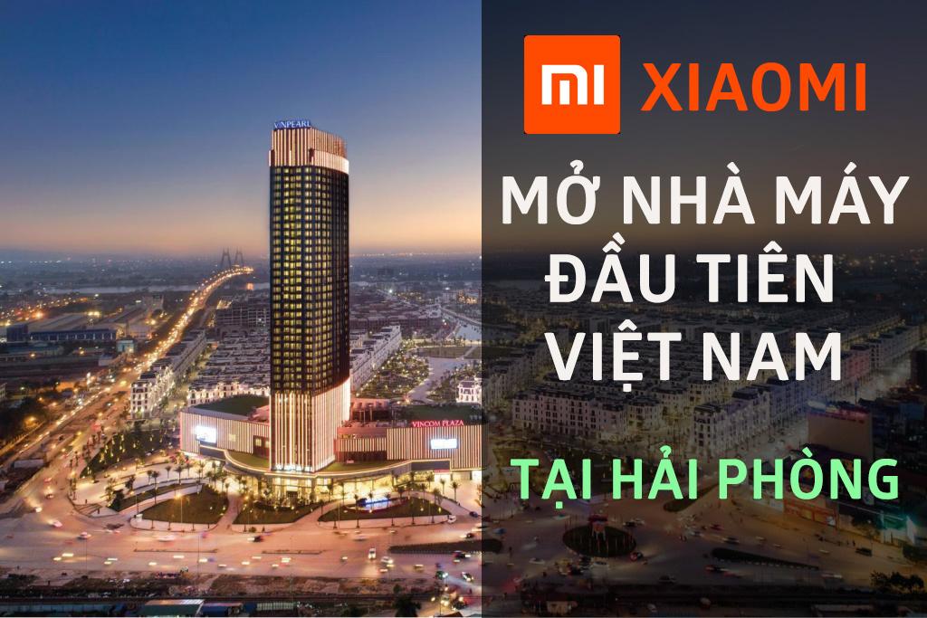 Xiaomi hải phòng