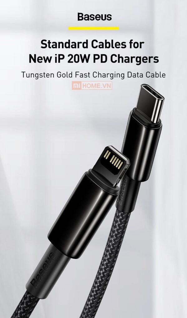 Cap sac Baseus Tungsten 3