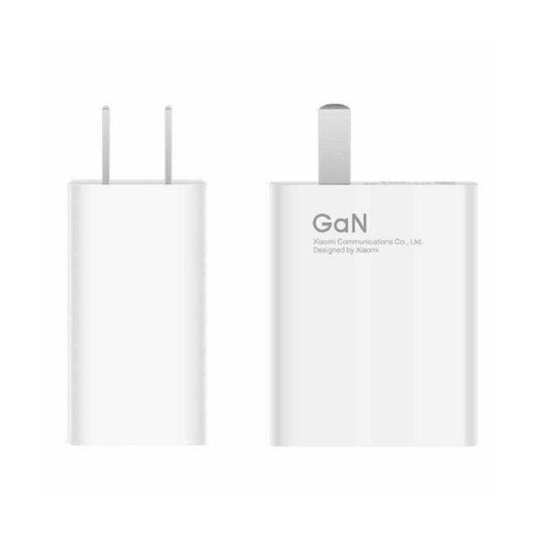 Combo sac Xiaomi QC GaN 55W MDY 12 EQ Cable TypeC 1