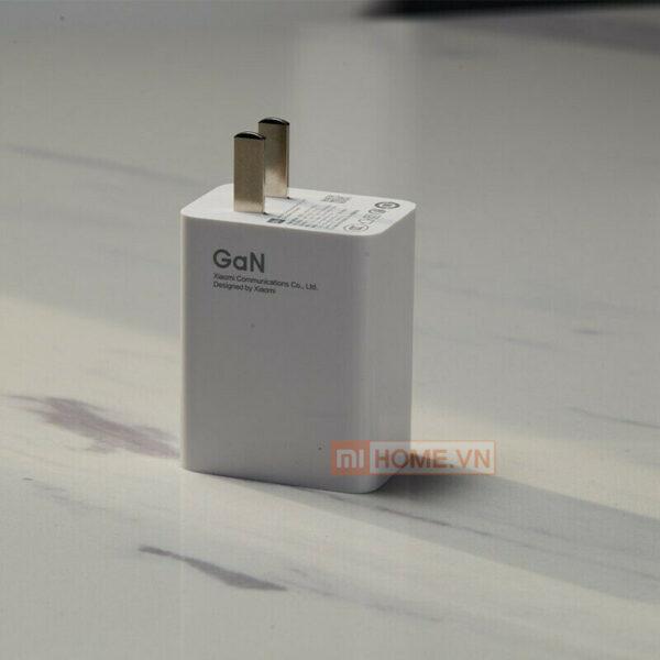Combo sac Xiaomi QC GaN 55W MDY 12 EQ Cable TypeC 2