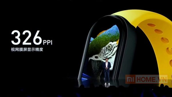 Mi band 6 vong deo tay thong minh 6