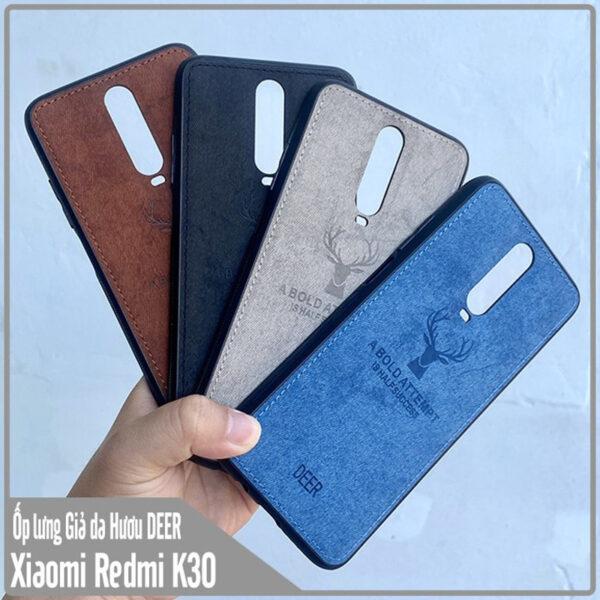Op lung huou dien thoai Xiaomi RMK30