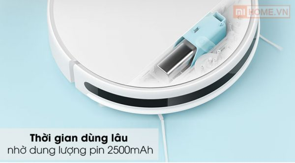 Robot hut bui Xiaomi Vacuum Mop Essential 5
