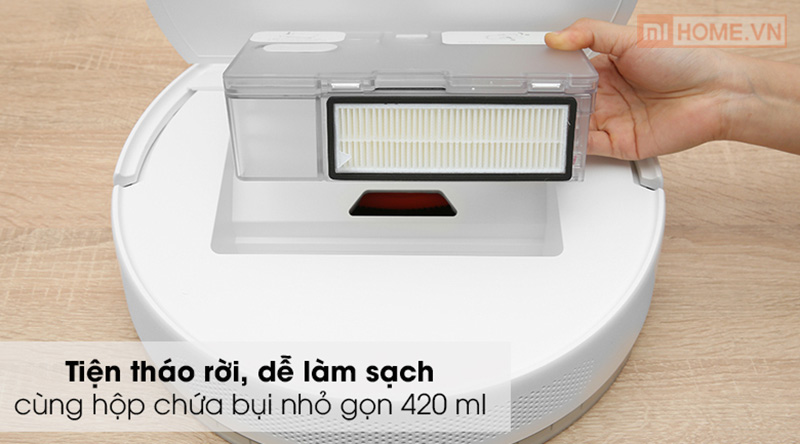 Robot hut bui Xiaomi Vacuum Mop Essential 6