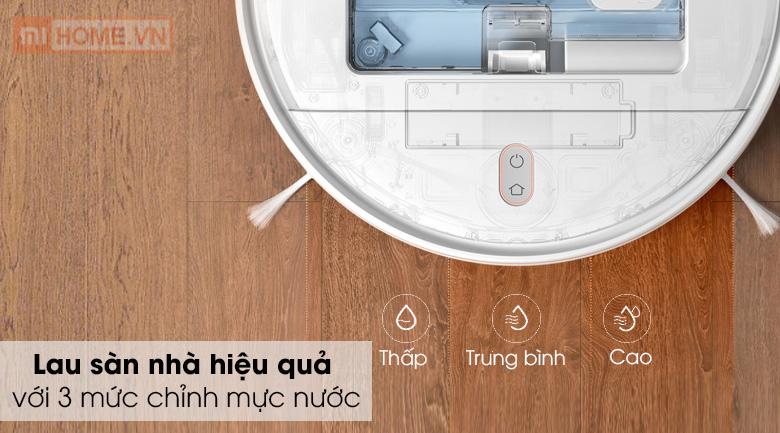 Robot hut bui Xiaomi Vacuum Mop Essential 7