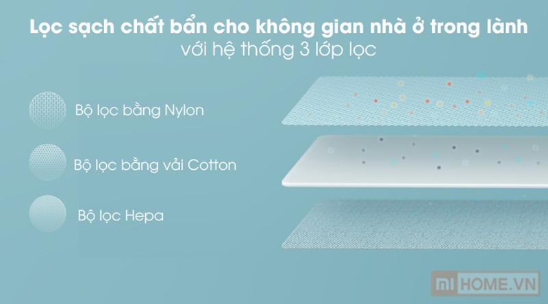 Robot hut bui Xiaomi Vacuum Mop Essential 8