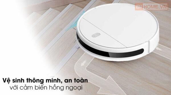 Robot hut bui Xiaomi Vacuum Mop Essential 9