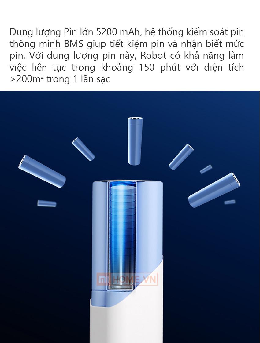 Robot hut bui xiaomi dreame d9 12