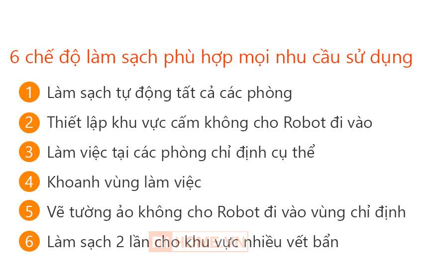 Robot hut bui xiaomi dreame d9 7
