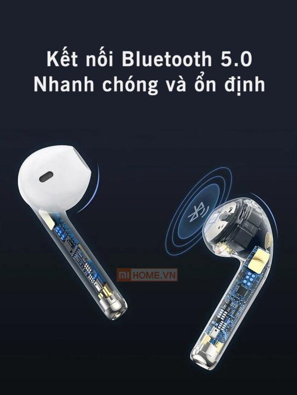 Tai Nghe Bluetooth Baseus W04 6
