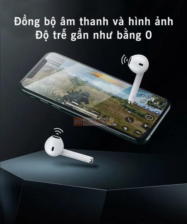 Tai Nghe Bluetooth Baseus W04 7