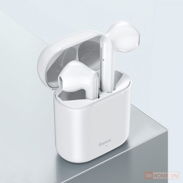 Tai Nghe Bluetooth Baseus W09 2