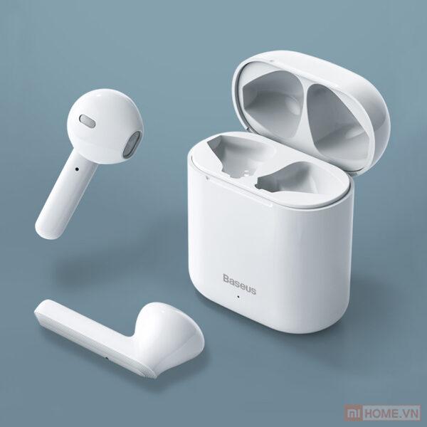 Tai Nghe Bluetooth Baseus W09 3