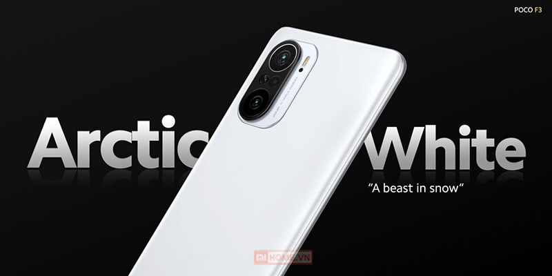 Xiaomi Poco F3 10