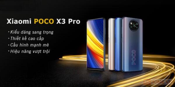 Xiaomi Poco X3 Pro 3 1