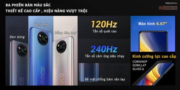Xiaomi Poco X3 Pro 4 1