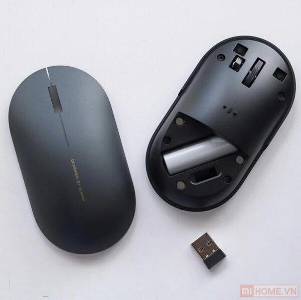 Chuot khong day Xiaomi XMWS002TM 4