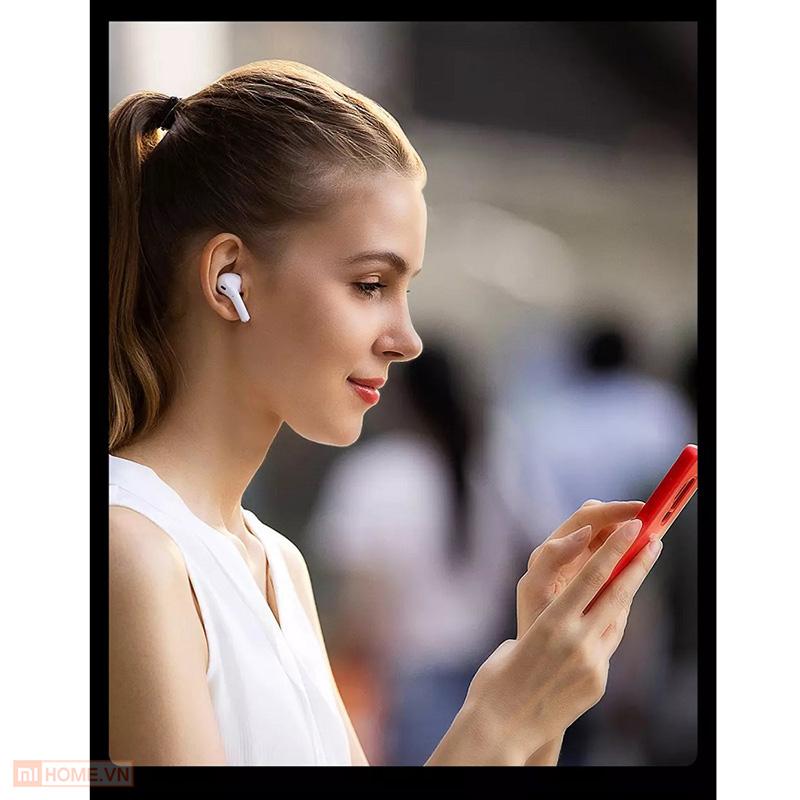 Tai nghe Baseus W3 True Wireless 4