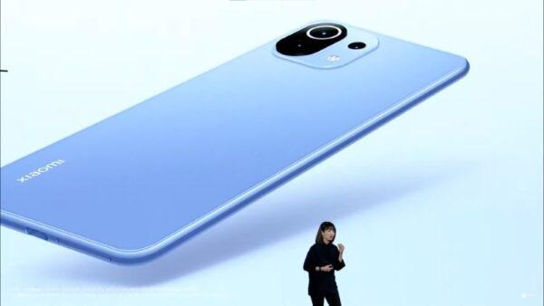Xiaomi Mi11 Lite 5G 2