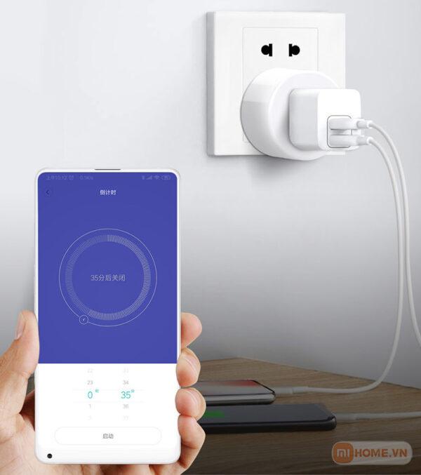 O cam wifi Xiaomi Gosund CP1 3