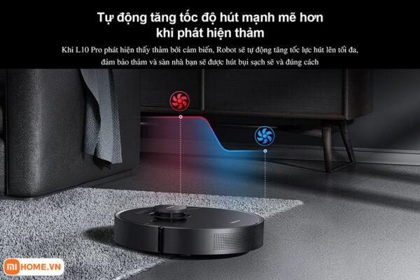Robot hut bui lau nha Xiaomi Dreame L10 Pro 9