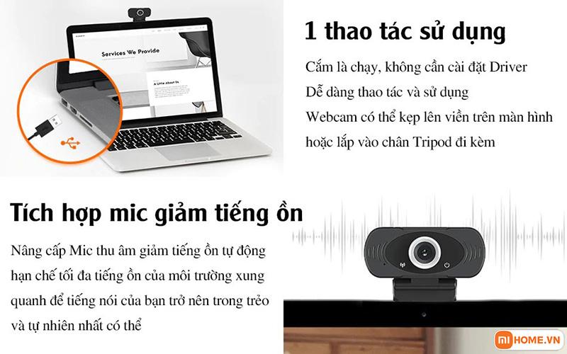 Webcam Imilab fullHD 1080 13