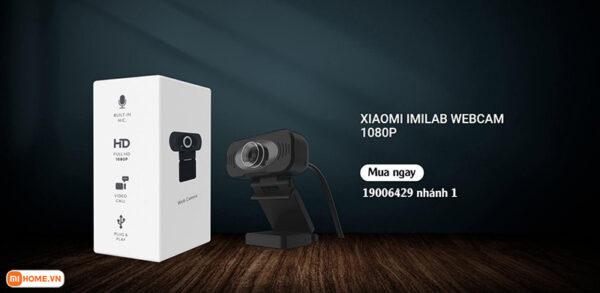 Webcam Imilab fullHD 1080 2