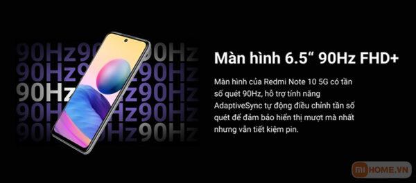 Xiaomi Redmi Note10 5G 3