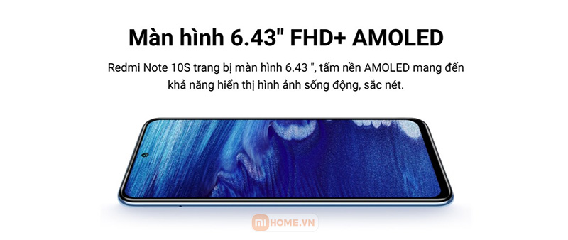 Xiaomi Redmi Note10 S 2