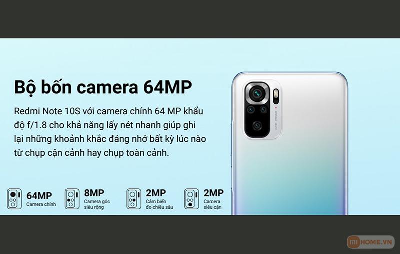 Xiaomi Redmi Note10 S 3