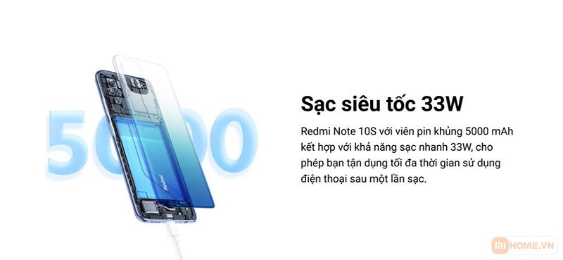 Xiaomi Redmi Note10 S 4