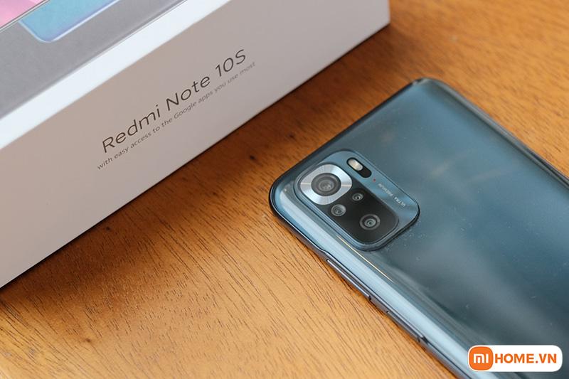 Xiaomi Redmi Note10 S 8