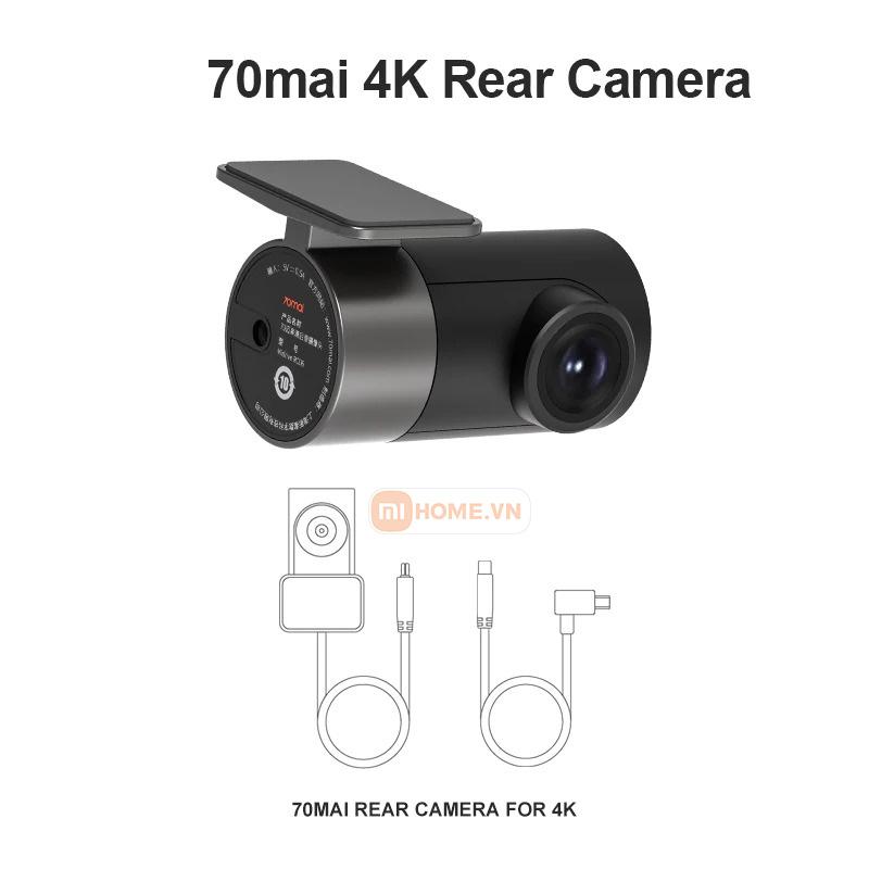 Camera hanh trinh phia sau Xiaomi 70mai RC06 4