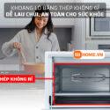 Lo nuong dien Xiaomi Mijia Oven 32L 4 1