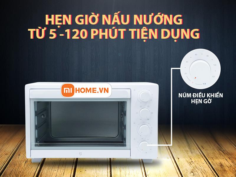 Lo nuong dien Xiaomi Mijia Oven 32L 9 1