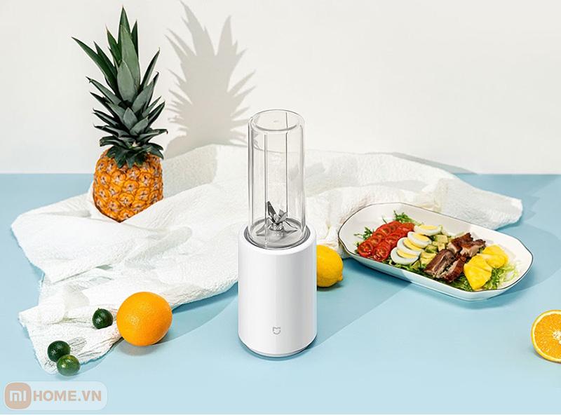 May xay sinh to Xiaomi Mija Food processor 500ml 7