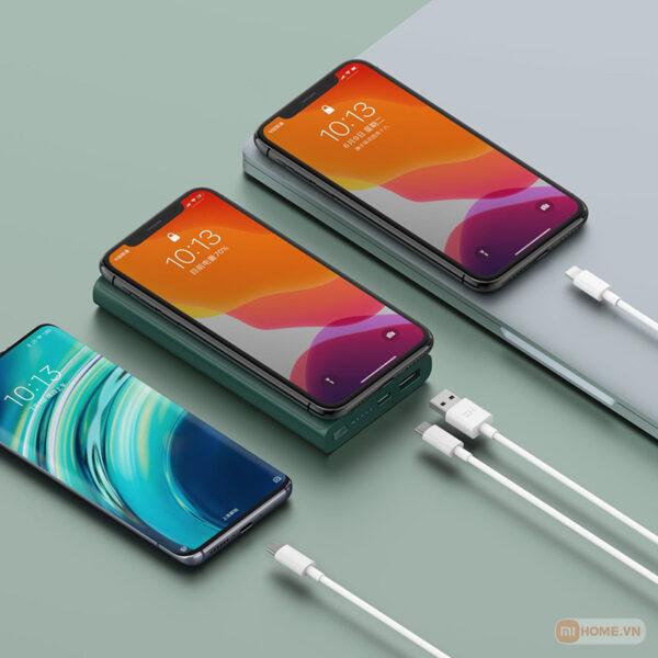 Sac du phong khong day Xiaomi ZMI WPB01 10000mAh 4