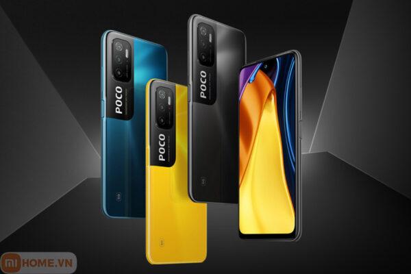 Xiaomi POCO M3 Pro 5G 4