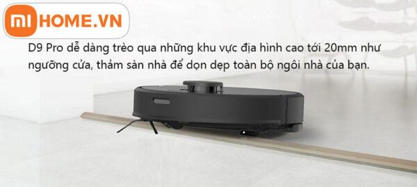 Robot hut bui lau nha Dreame D9 Pro 13