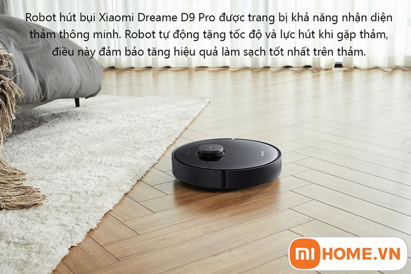 Robot hut bui lau nha Dreame D9 Pro 14