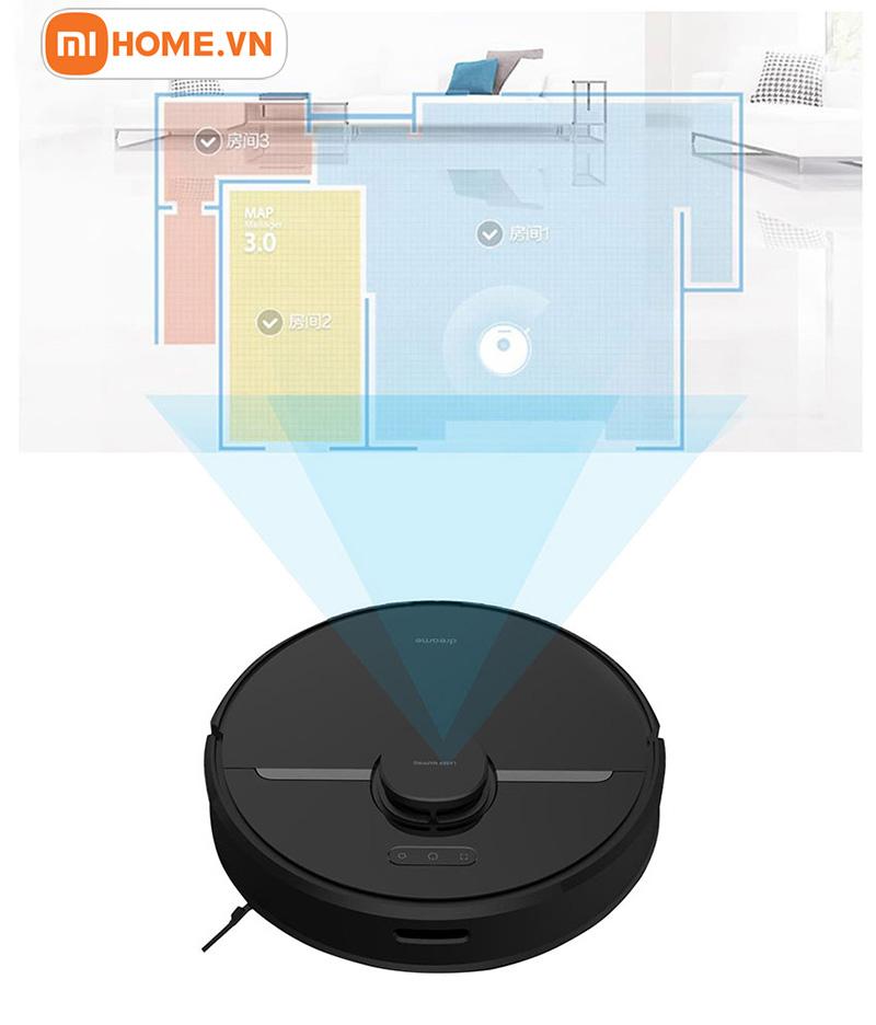 Robot hut bui lau nha Dreame D9 Pro 3