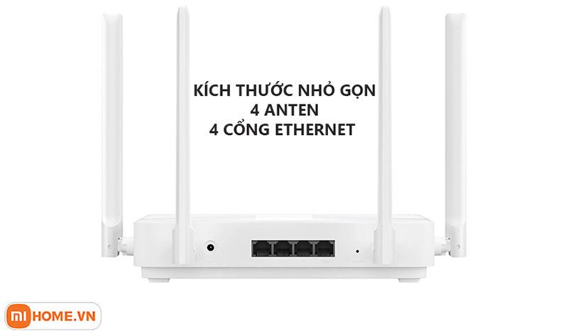 Router Wifi 6 Xiaomi AX1800 RA67 2