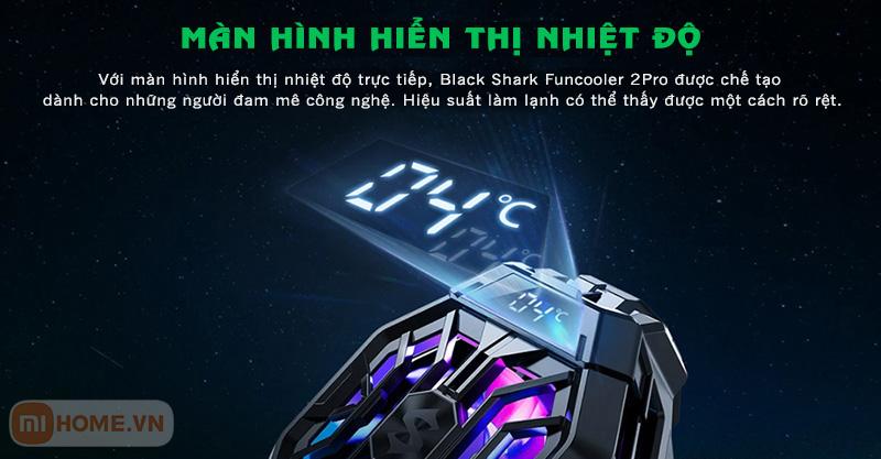 Black Shark FunCooler 2Pro 8