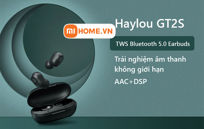 Tai nghe Bluetooth Haylou GT2S 2